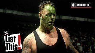 5 Superstars, die den Undertaker nicht respektierten - WWE List This! (DEUTSCH)