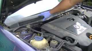 Windshield Wiper Motor Removal Video