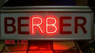 Led Berber Tabelası