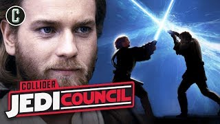 Is the Obi-Wan TV Series a Sure Thing? - Jedi Council