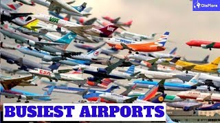 Top 10 Busiest Airports in Africa 2019