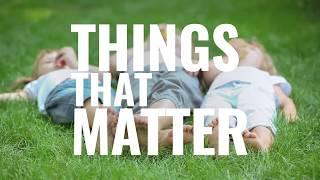 Client: FrieslandCampina   Things That Matter
