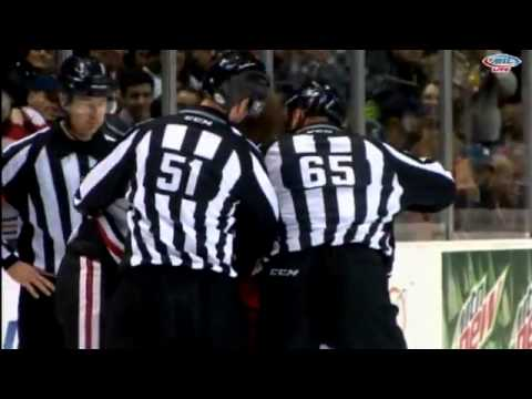 Pierre-Cedric Labrie vs Chris Bruton