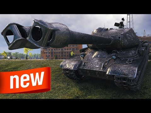ST-II - DOUBLE DAMAGE TIME - World of Tanks Gameplay