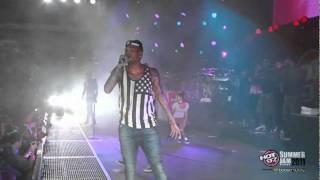 chris brown wet/take you down Live summer jam 2011