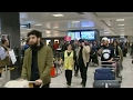 Visa holders rush to travel to US as entry restriction suspended