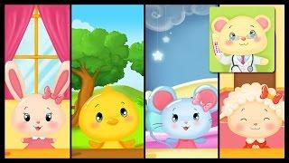 Allo, allo, docteur - Chansons pour enfants - Les Titounis - Monde des petits