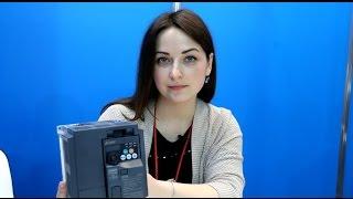 Преобразователь частоты Mitsubishi FR-D740-022-EC от компании ПКФ «Электромотор» - видео