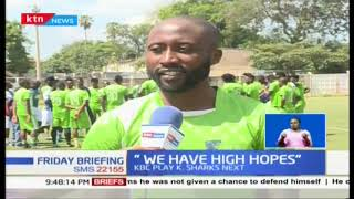 KCB football club are adamant that they are well prepared despite losing four of their five matches