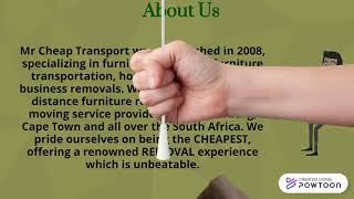 Movers Cape Town To Johannesburg