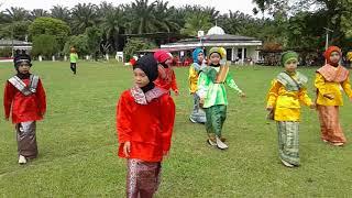 Tari Kreasi Zapin Melayu Nirmala Sumatera Utara