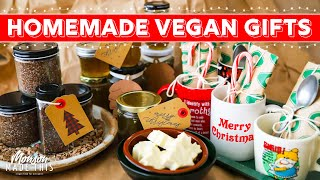 Easy DIY Vegan Food Gifts | Homemade And Thrifted Christmas And Holiday Presents