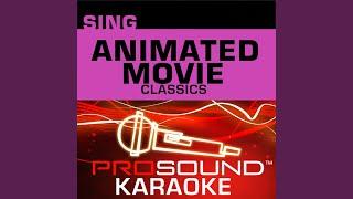 Bluddle-Uddle-Um-Dum (The Dwarfs' Washing Song) (Karaoke Instrumental Track) (In the Style of...