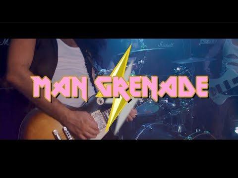 Man Grenade Video
