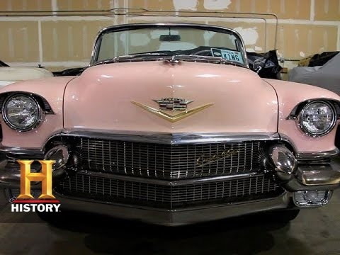 Counting Cars: The Elvis Cadillac | History