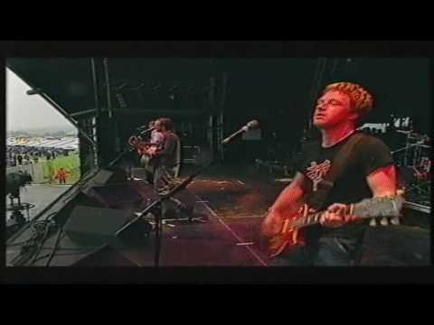 Travis - Driftwood live @ Glastonbury '99