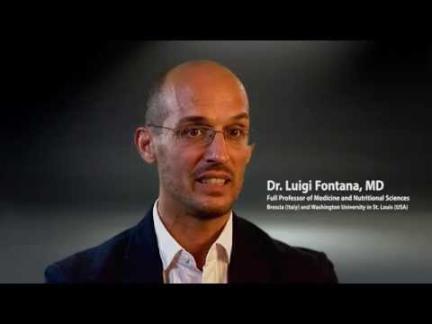 Video Dr Luigi Fontana, MD. Med students should be taught nutrition in Medical School.