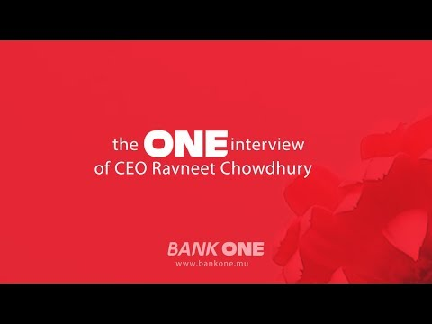 Bank One Annual Report 2017