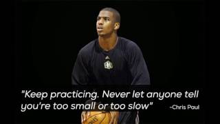 Best basketball motivational quotes