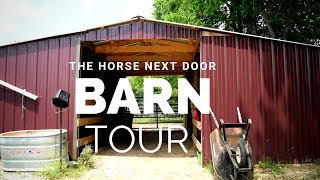 BARN TOUR | Come See My Tiny Horse Stable!