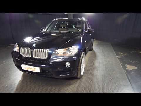 BMW X5 3.0sd Aut. M-Sport 286 hv - Webasto - Navigointilaite, Maastoauto, Automaatti, Diesel, Neliveto, HTY-111