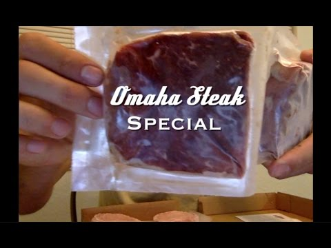 Omaha Steak Special Review