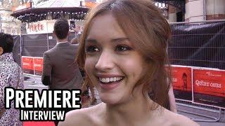 Interview - The Quiet Ones Premiere :HeyUGuys