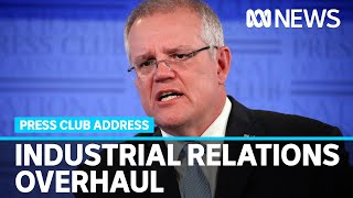 PM looks to overhaul industrial relations in wake of COVID‑19 | ABC News