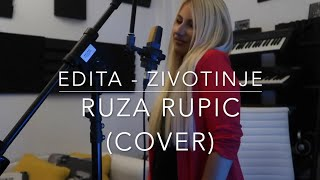 EDITA   ZIVOTINJE  RUZA RUPIC (COVER)