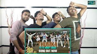 Yo Yo Honey Singh Thumka Video Pagalpanti Reaction By Desi