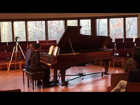 Someday Piano duet