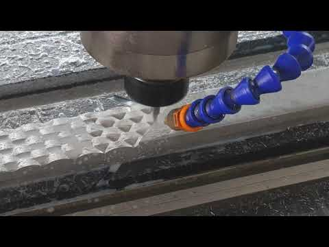 CNC Metal Engraving Router