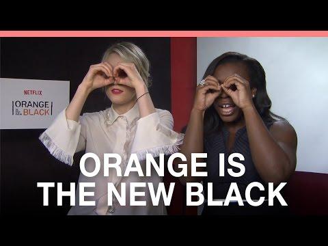'Orange Is The New Black' stars on season 3