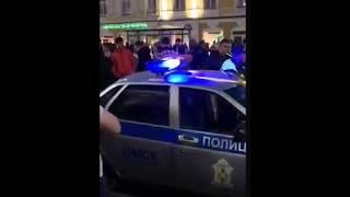 Выпускники 2018 Омск центр города