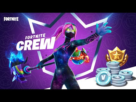 Epic Announces 'Fortnite Crew' a New Monthly Subscription Offer