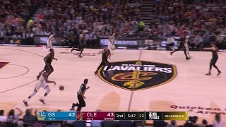 2nd Quarter, One Box Video: Cleveland Cavaliers vs. Golden State Warriors