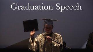 My College Graduation Speech