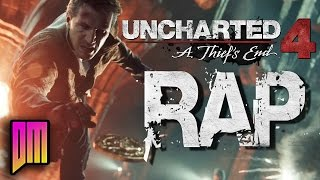 "Uncharted 4: A Thief's End |Rap Song Anthem| DEFMATCH ""Man of Fortune"""