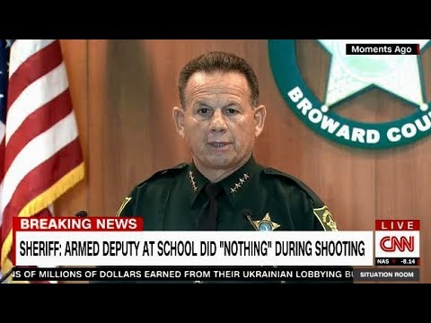 Armed Deputy At Douglas H.S. Did Nothing During Shooting