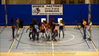 preview picture of video '24/05/2014 -  Gembloux - Dance Factory - Démos - Hip hop 2 - B'