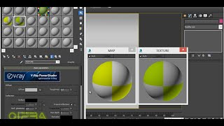 Коррекция цвета в 3ds max при гамме 2.2