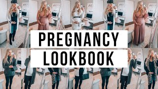 PREGNANCY LOOKBOOK | WINTER EDITION