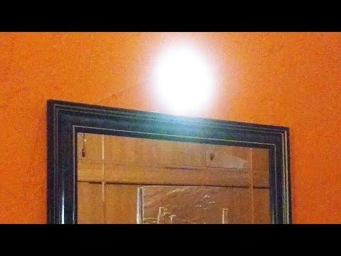 LED светильник с датчиком движения / LED light with motion sensor