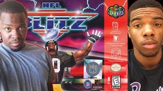 THE COMEBACK IS REAL! - NFL Blitz N64 | #ThrowbackThursday ft. Juice