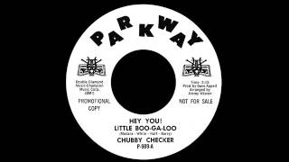Chubby Checker - Hey You! Little Boo-Ga-Loo
