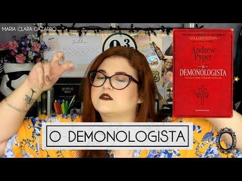 O Demonologista | RESENHA