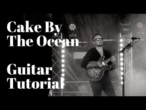 Cake by the Ocean Guitar Parts (tutorial)