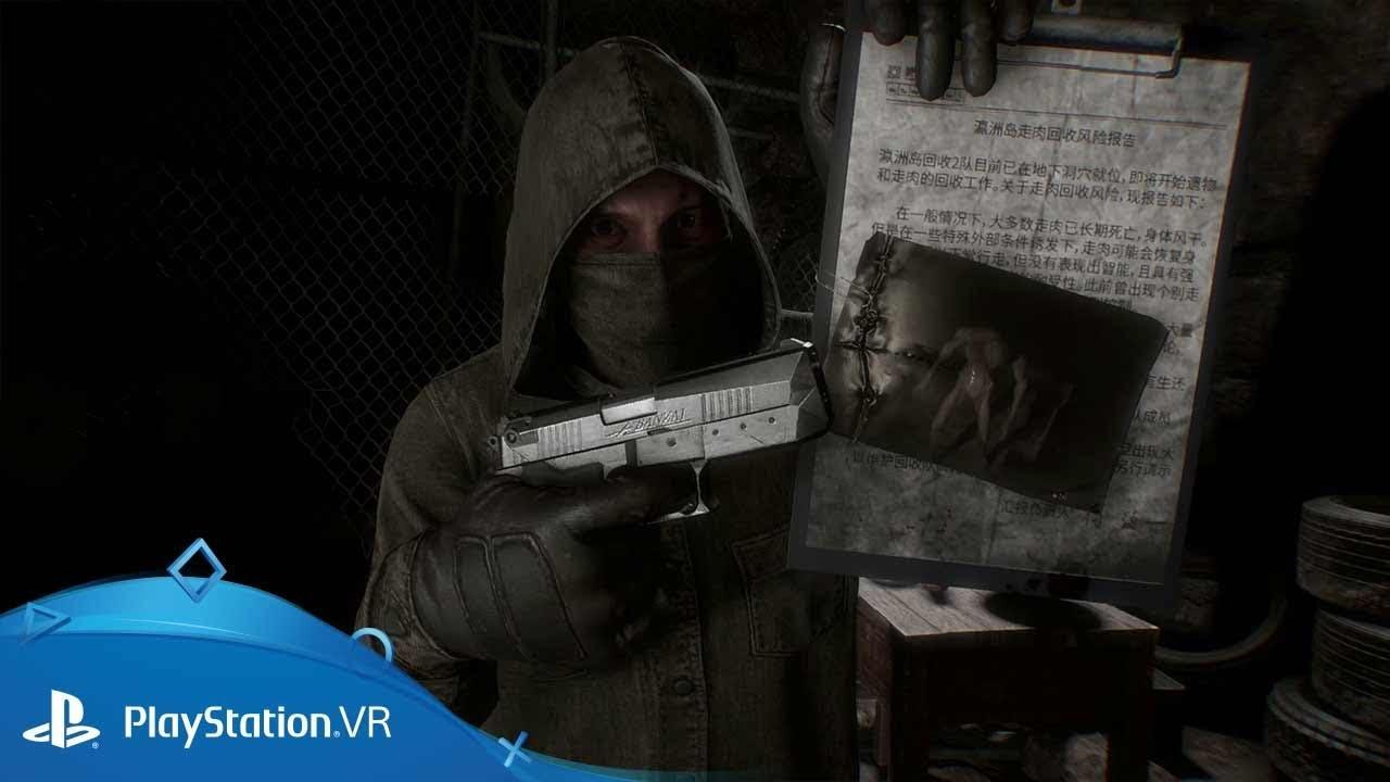 L'avventura horror d'azione Immortal Legacy: The Jade Cipher arriva su PS VR a marzo