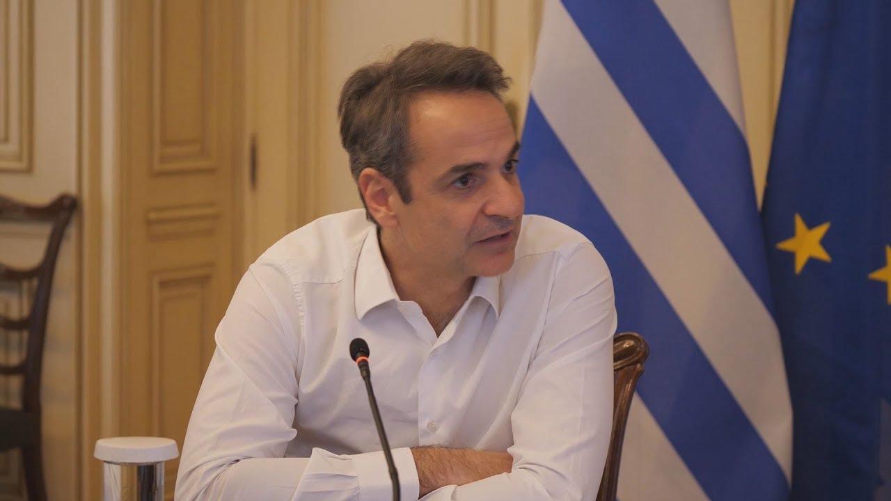 Κυρ. Μητσοτάκης: Προτεραιότητα η αύξηση των κλινών ΜΕΘ