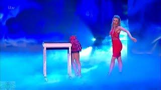 Britain's Got Talent 2017 Live Semi-Finals Beautiful Magician Josephine Lee Full S11E12